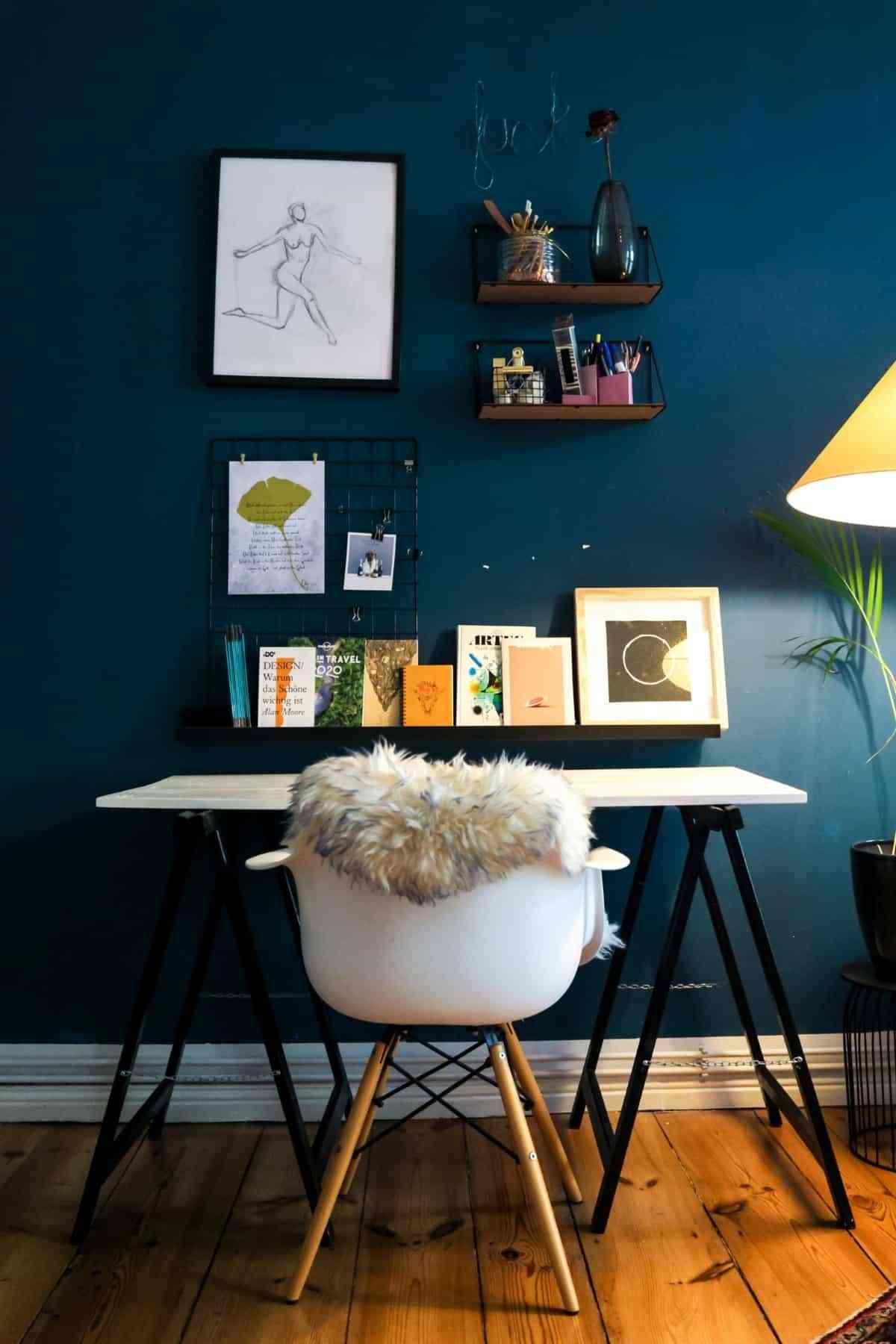 classic blue otono