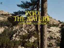 coleccion al aire libre into the nature