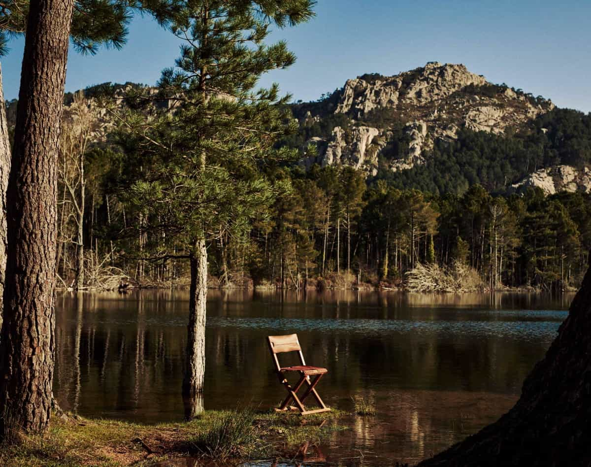 Colección para el aire libre  Into nature de Zara Home