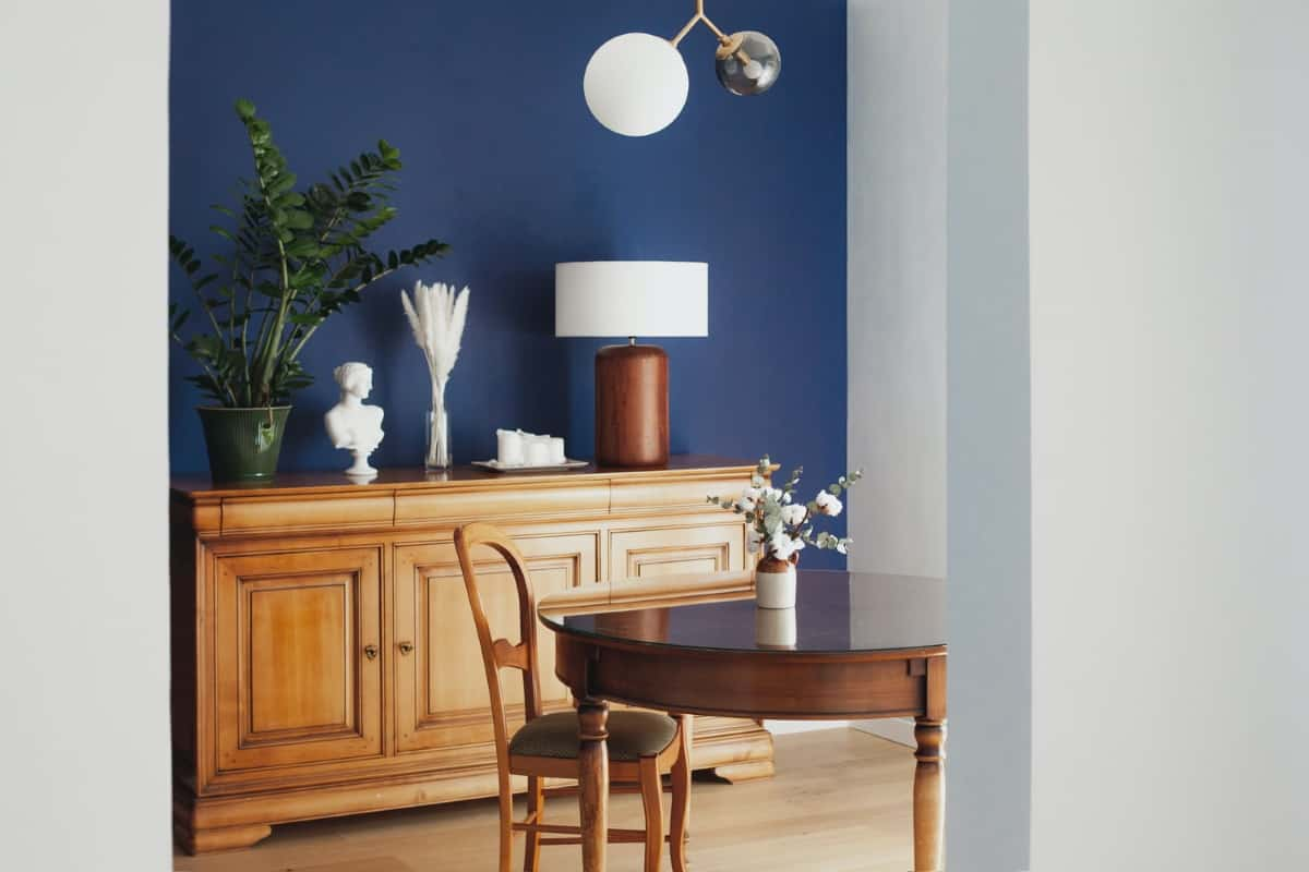decorar con classic blue