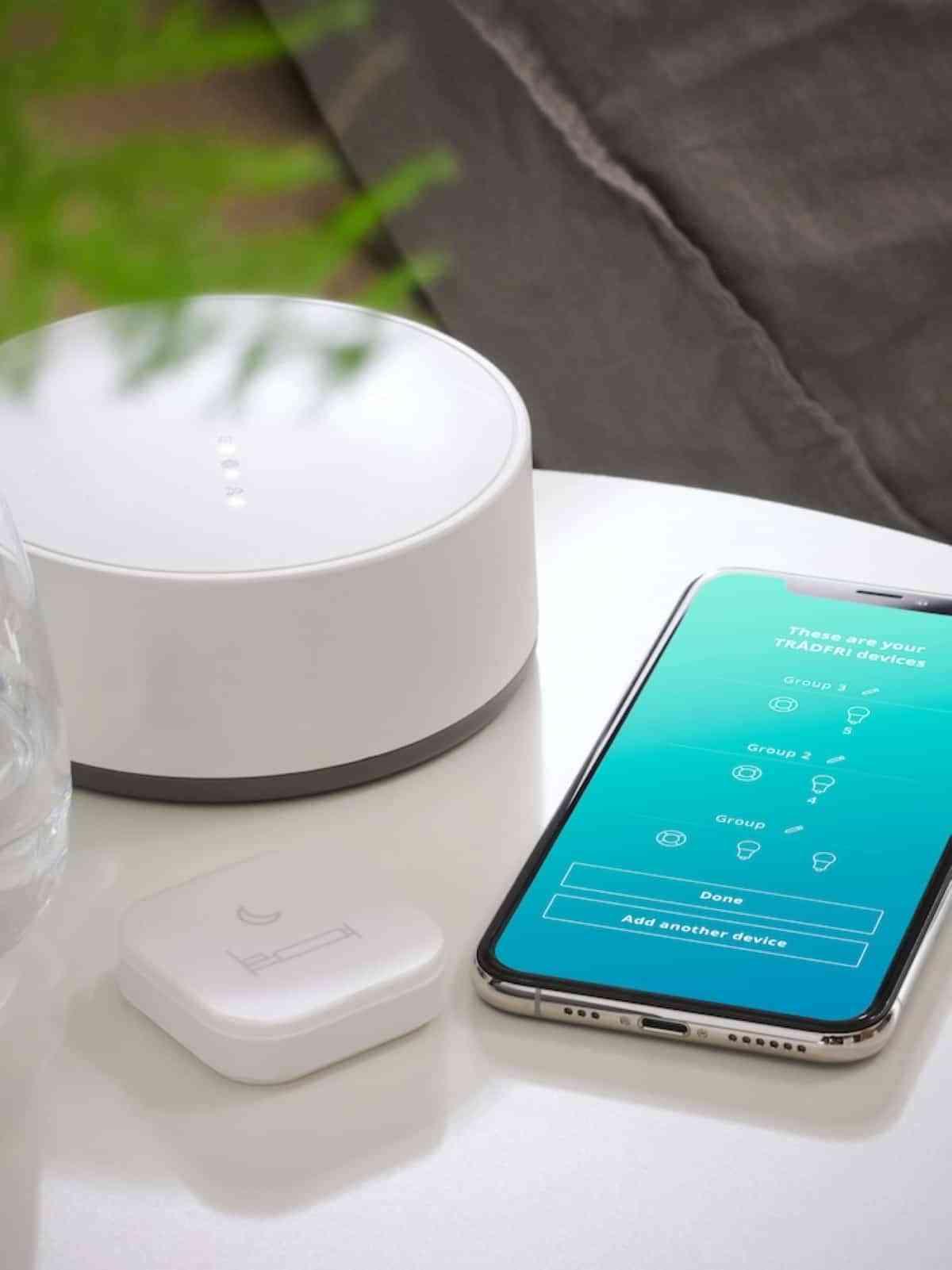 ikea smart home dispositivo conexion wifi