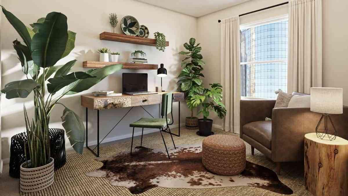 ideas interiorismo vegetal