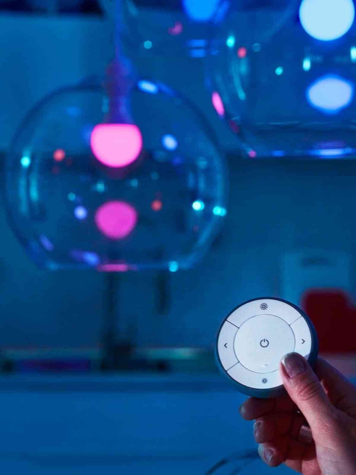 ikea home smart iluminacion