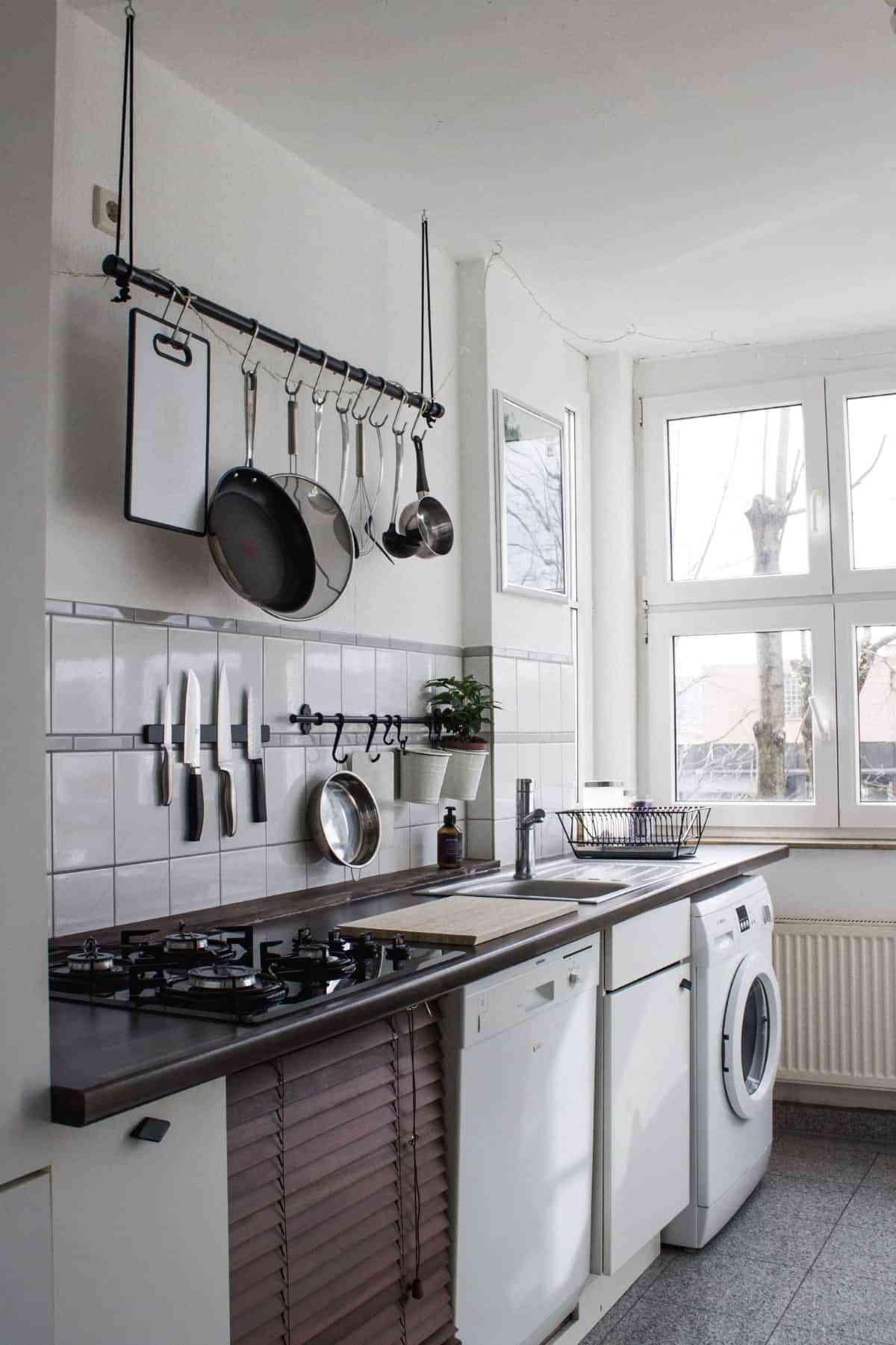 pequenas cocinas integradas