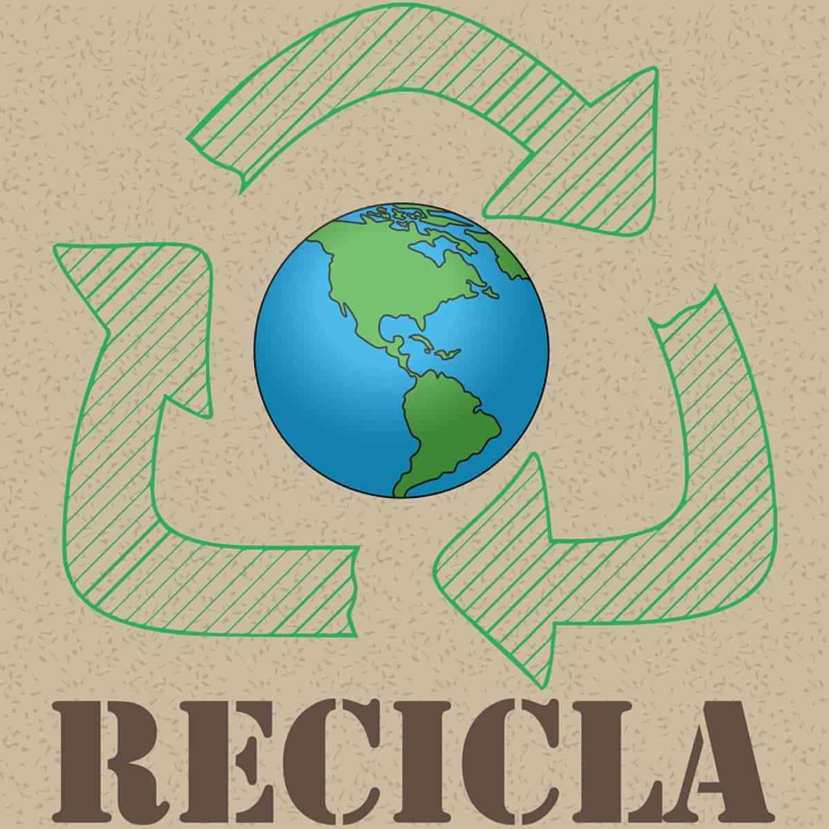 dia mundial del reciclaje recicla
