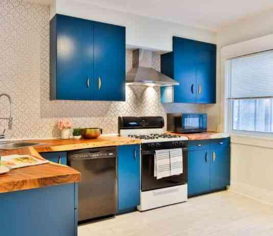 decoracion primavera verano 2022 color azul atlantico
