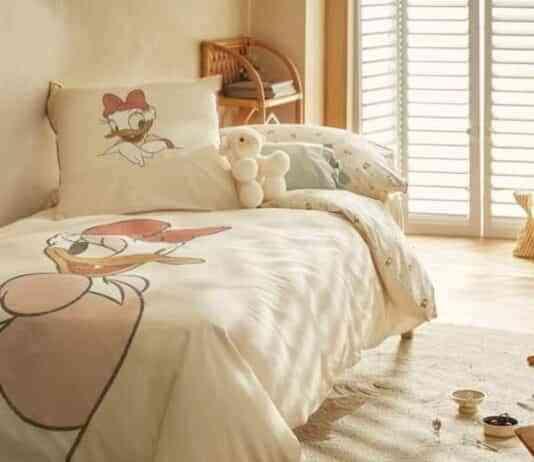 ropa de cama de daisy zara home