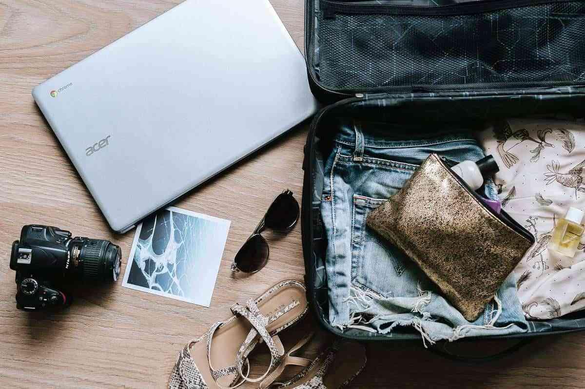 Claves para organizar la maleta de manera rápida y sencilla
