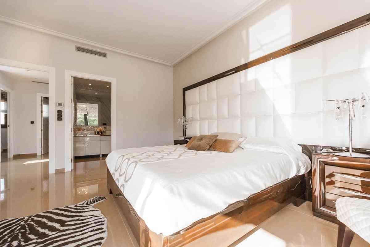 decoración tradicional para el dormitorio