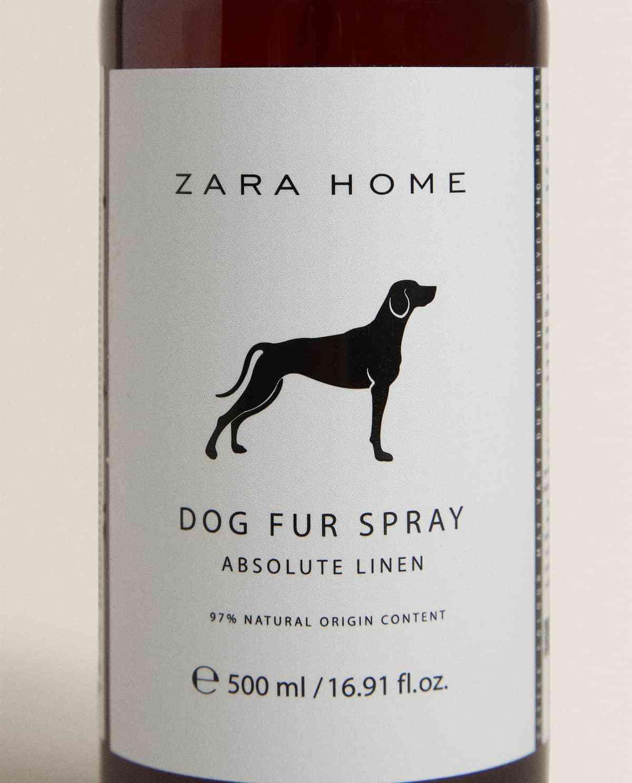 spray para mascotas zara home