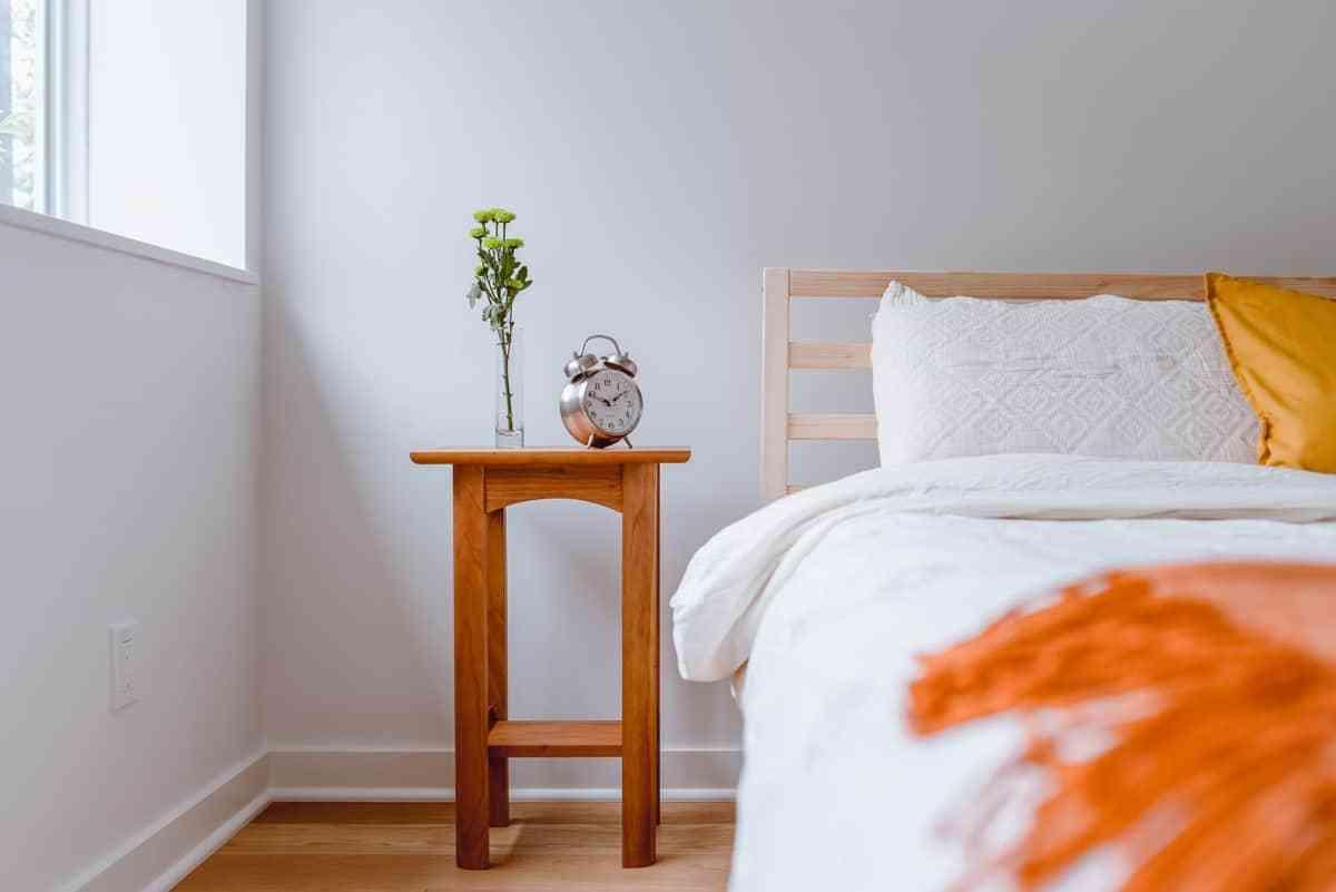 Cómo añadir esquemas de color en el dormitorio y acertar