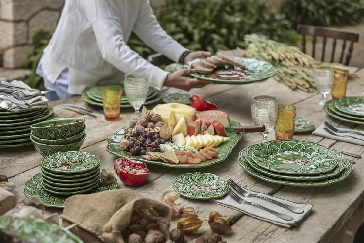4 vajillas perfectas para decorar tu mesa este otoño