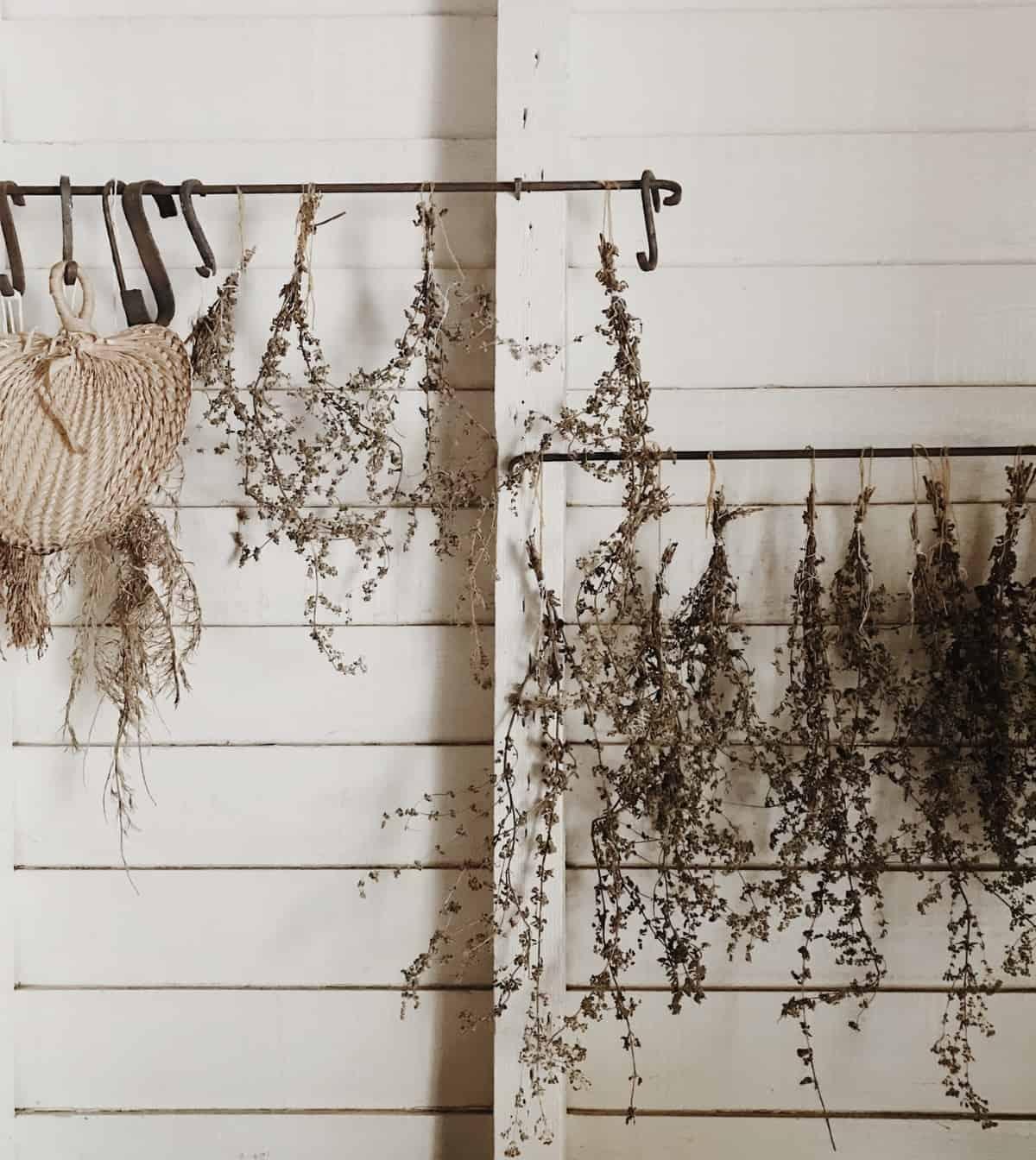 como hacer flores secas en casa