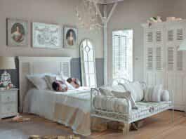estilo retro para decorar el hogar