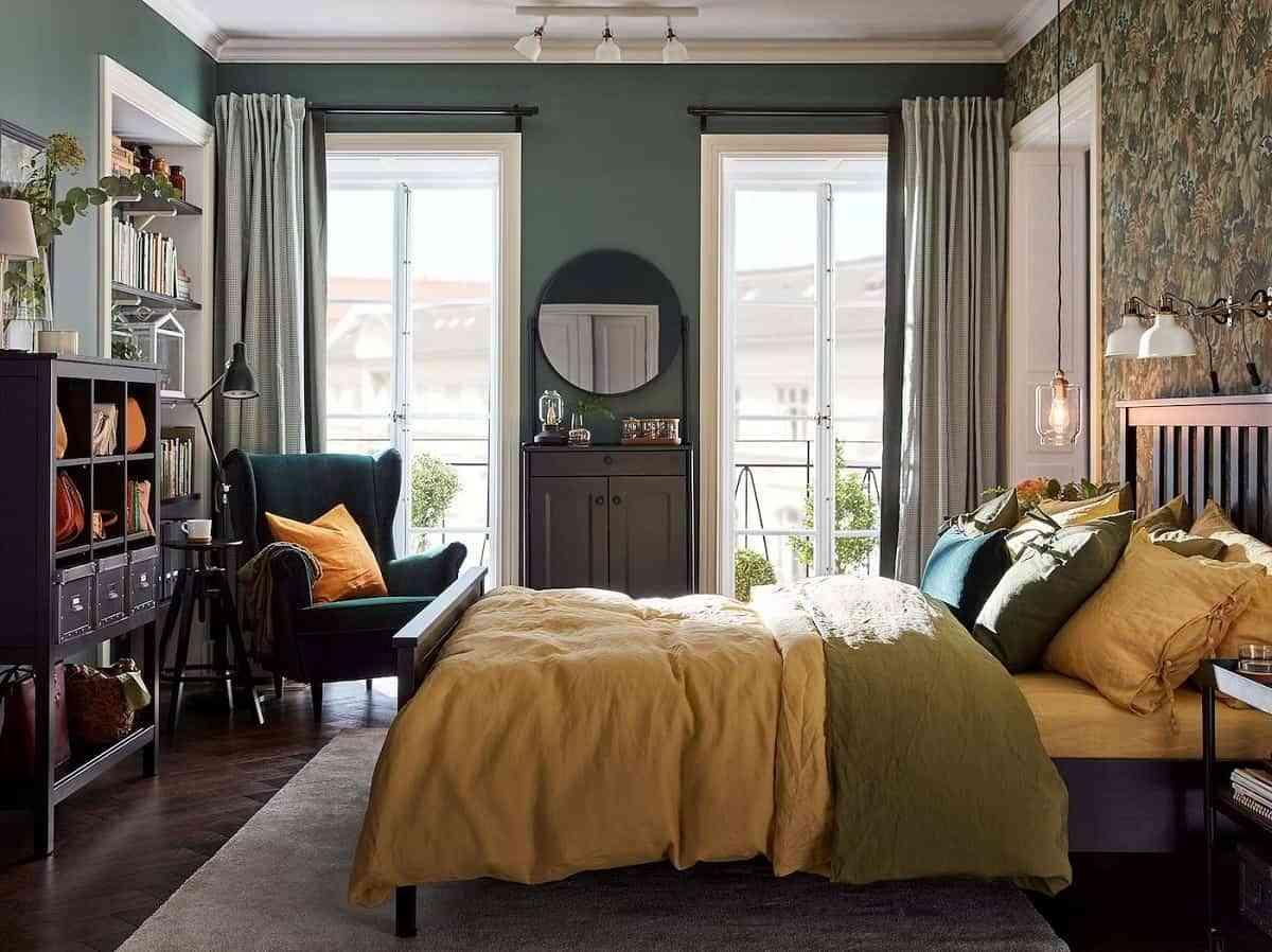 Ideas para adaptar el dormitorio al otoño