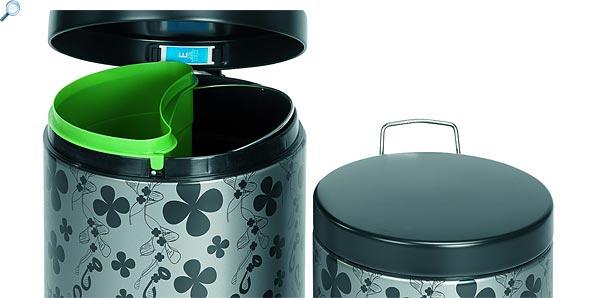 Cubos de basura con estilo - Cubos de basura originales ...