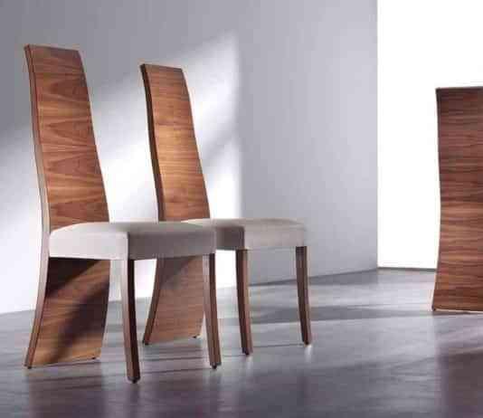 sillas de diseño vanguardista