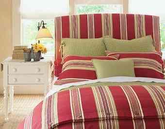 Cabecero tapizado para personalizar la cama 1
