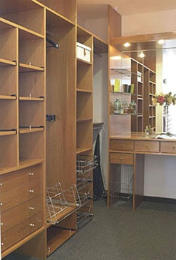 Organizar el vestidor 1