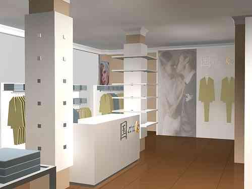 Dise a tu tienda en 3d decoraci n de interiores opendeco for Disena tu dormitorio 3d