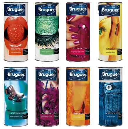 Bruguer Extreme Color