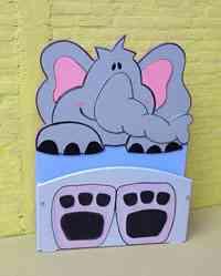 Cama Elefante