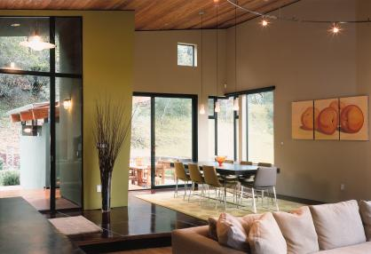 Colores del desierto decoraci n de interiores opendeco for Pintura interior color arena