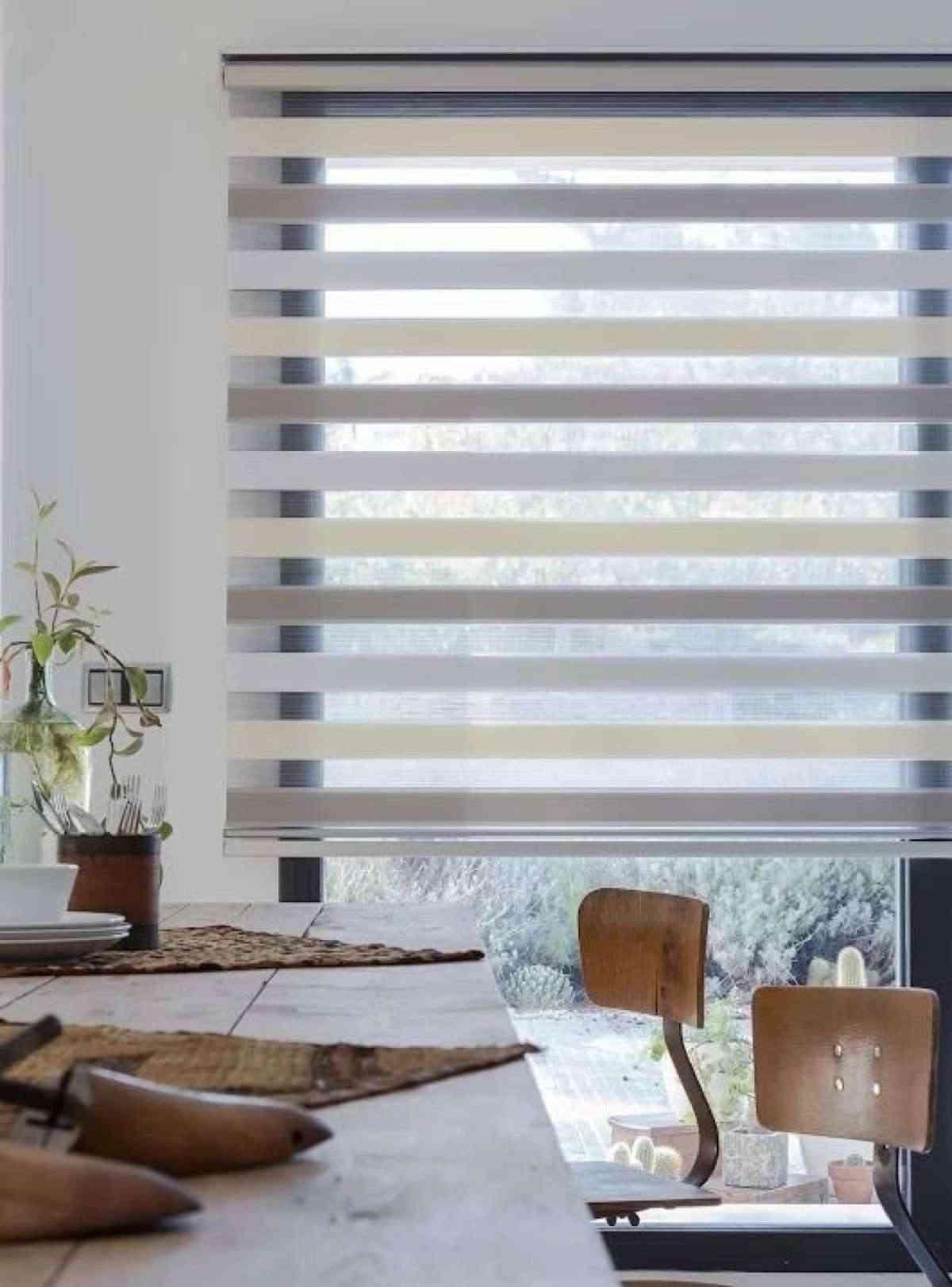 8 tipos de estores para dar luz a tu casa - Tipos de persianas enrollables ...