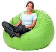 Decoracion mueble sofa puff infantil ikea - Puff de ikea ...