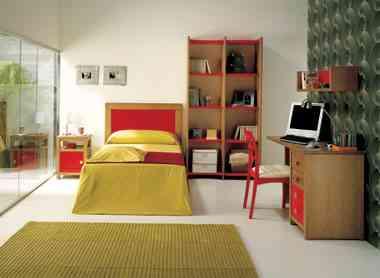 Como decorar la habitaci n de un adolescente decoraci n for Como acomodar un cuarto pequeno