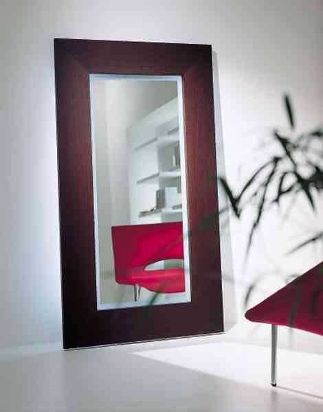 Los espejos grandes crean ambiente decoraci n de for Espejos ovalados grandes