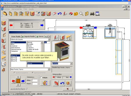Software para dise ar cocinas decoraci n de interiores for Programa para disenar interiores online