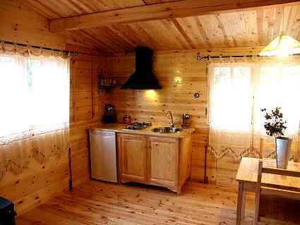 Casas prefabricadas de madera decoraci n de interiores opendeco - Decoracion casas de madera ...