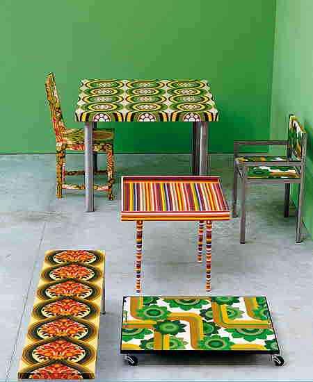 Entelar empapelar muebles decoraci n de interiores - Empapelar muebles ...
