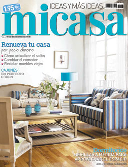 Las 5 revistas de decoraci n m s leidas en espa a for Revista decoracion mi casa