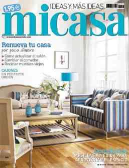 las 5 revistas de decoraci n m s leidas en espa a