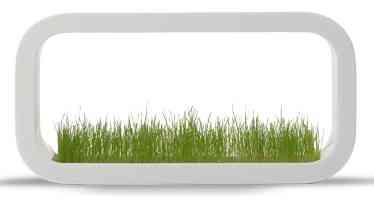 Jardines minimalistas y modulares decoraci n de for Jardines pequenos horizontales