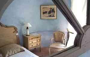 Tipos de Patinas en las paredes - Patina color azul