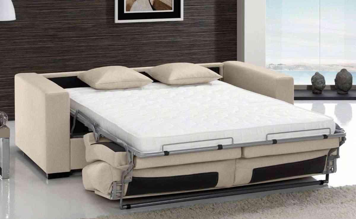 Sofa camas interesting supremax q deluxe sofa bed white for Sofa cama 2 plazas falabella