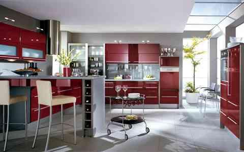 Tres estilos diferentes para la cocina decoraci n de for Armado de cocinas