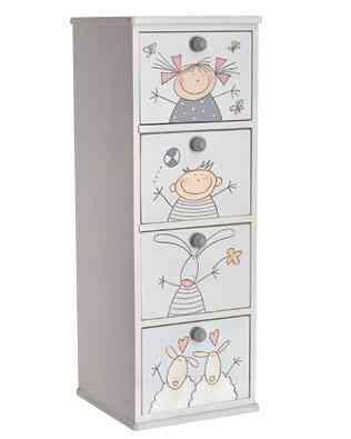 Accesorios para ordenar un cuarto infantil decoraci n de - Cajoneras para juguetes ...