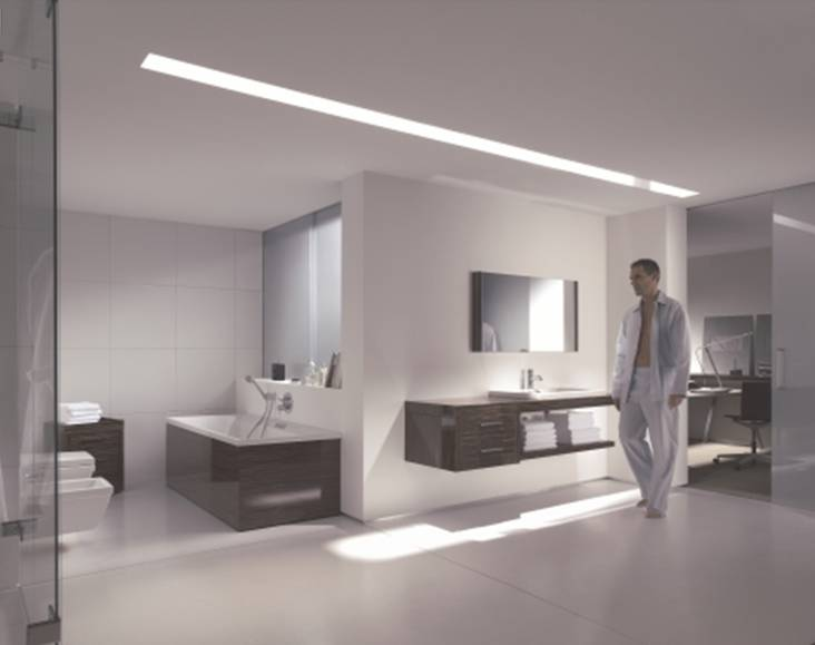 Tinas De Baño Economicas:Un baño natural y moderno – Decoración de Interiores