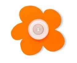 lampara-empotrable-flor-agatha