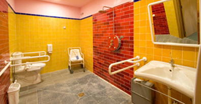 baño mayores termogres