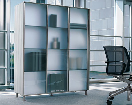 Mueble actual para documentos