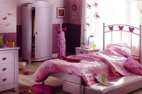 Un cuarto digno de una princesa decoraci n de interiores for Cuartos de princesas
