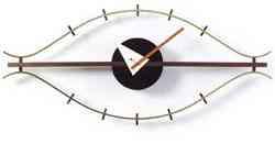 reloj de pared ojo livingroom24