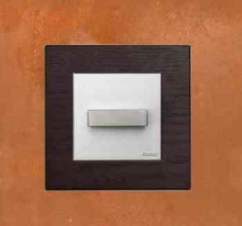 El dise o llega a los interruptores de la luz decoraci n - Modelos de interruptores de luz ...