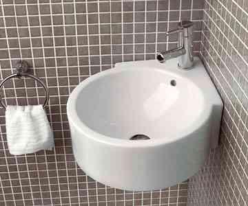 Soluciones pr cticas para ba os peque os decoraci n de for Soluciones para banos muy pequenos