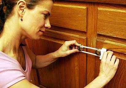 seguridad armarios home safety